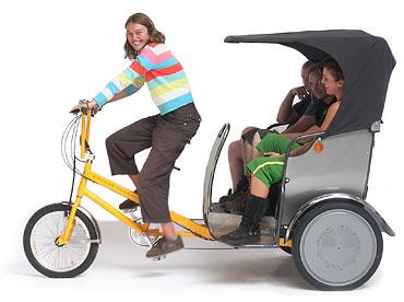 pedicab rickshaws. Black Bedroom Furniture Sets. Home Design Ideas